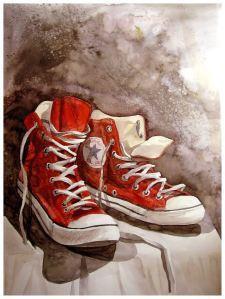 sneakers by neko-gato.deviantartdotcom