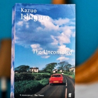 In Transition Book Review, -The Unconsoled